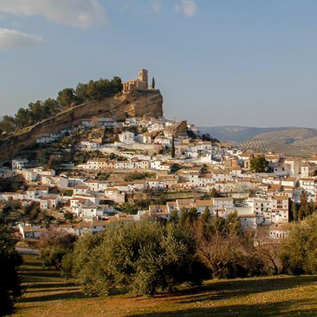 טיול נשים לאנדלוסיה - 8 ימים - תשוקה והתמסרות בכפרי דרום ספרד