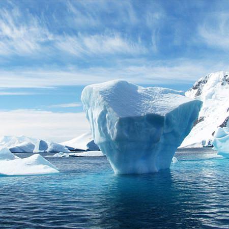 טיול לאנטארקטיקה - 6 עד 11 יום - משולב בטיסה מעל מיצרי דרייק