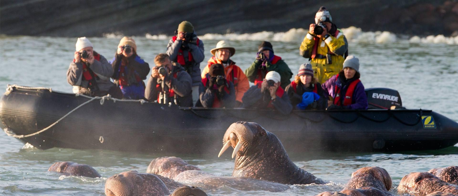 טיול לקמצ'טקה – 14 יום – הפלגה לאורך חופי קמצ'טקה וסיביר הרחוקים