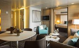 Le Boreal - Owner's suite   Le Boreal