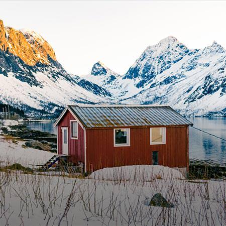 טיול שייט לנורבגיה - 10 ימים - בעקבות הזוהר הצפוני