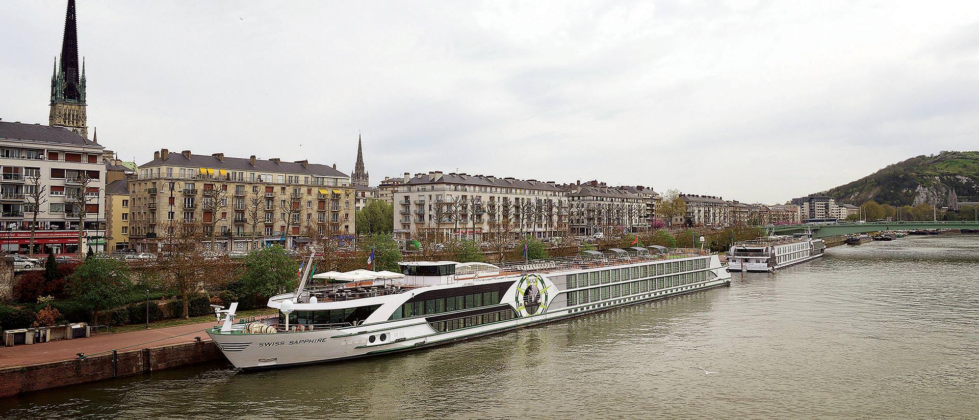 שייט חווייתי בין פריז לנורמנדי - 8 ימים - טיול, תרבות ומוסיקה על הסיין
