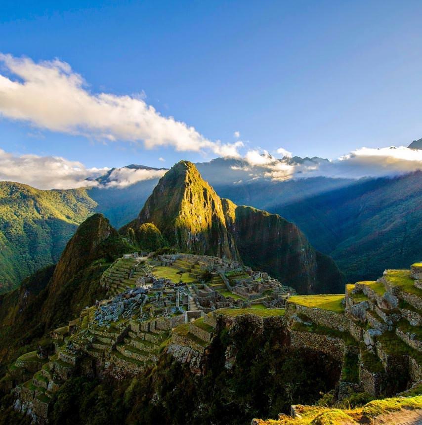 פרו ובוליביה - למישורים הגבוהים של האנדים