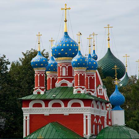 שייט נהרות ברוסיה - 13 יום - הפלגה ממוסקבה לסנט פטרסבורג