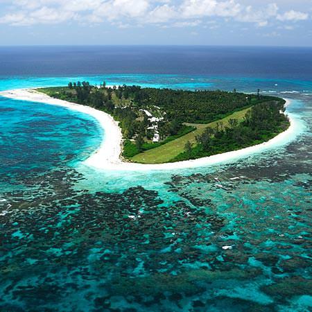 טיול לאיי סיישל - 8 ימים - הפלגת טבע באיי גן עדן