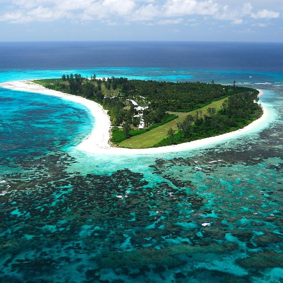 טיול לאיי סיישל - 9 ימים - הפלגת טבע באיי גן עדן