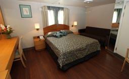Ocean Endeavour - חדר סופריור עם מיטה זוגית | Ocean Endeavour