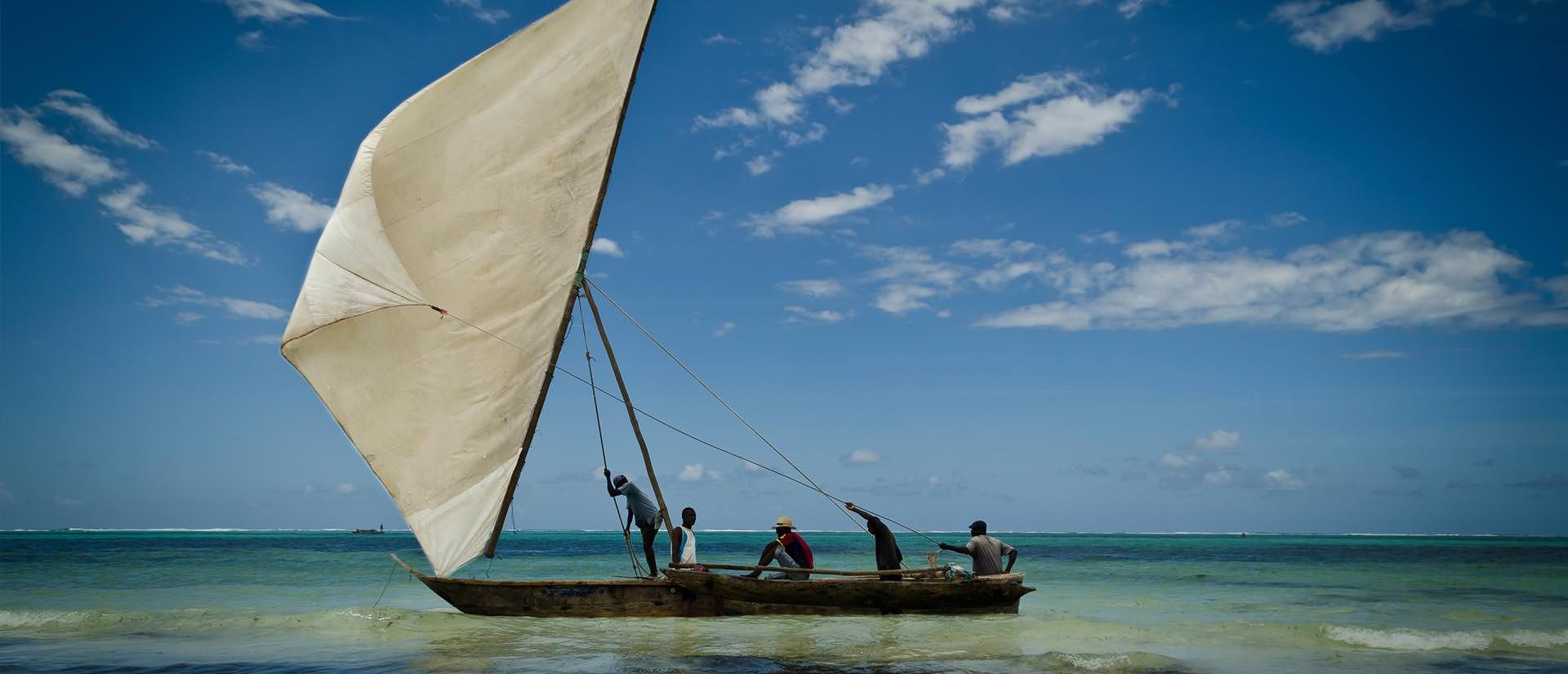 ספארי צלילה קסום באי זנזיבר