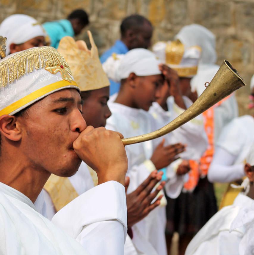 אתיופיה בחגיגות הטימקט