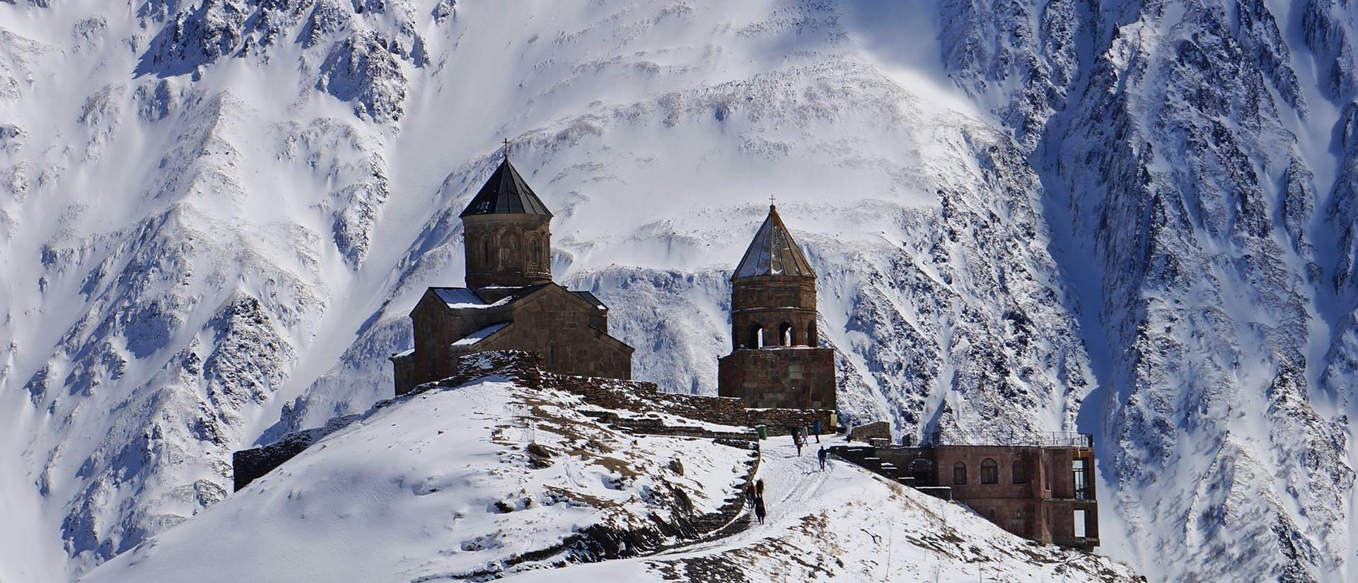 טיול לגאורגיה - סמינר מטייל לגיאורגיה