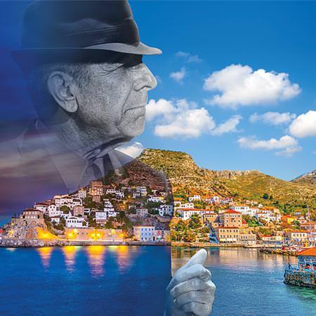 טיול ליוון - 4 ימים - סוף שבוע בעקבות לאונרד כהן באי הידרה