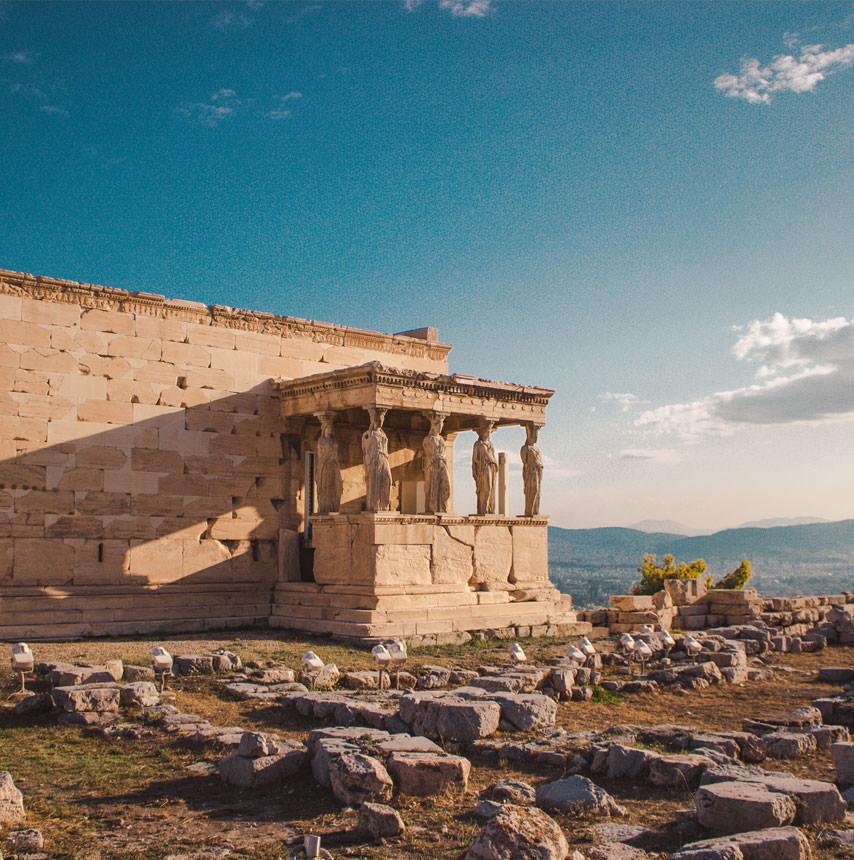 יוון - חצי האי הפלופונסי