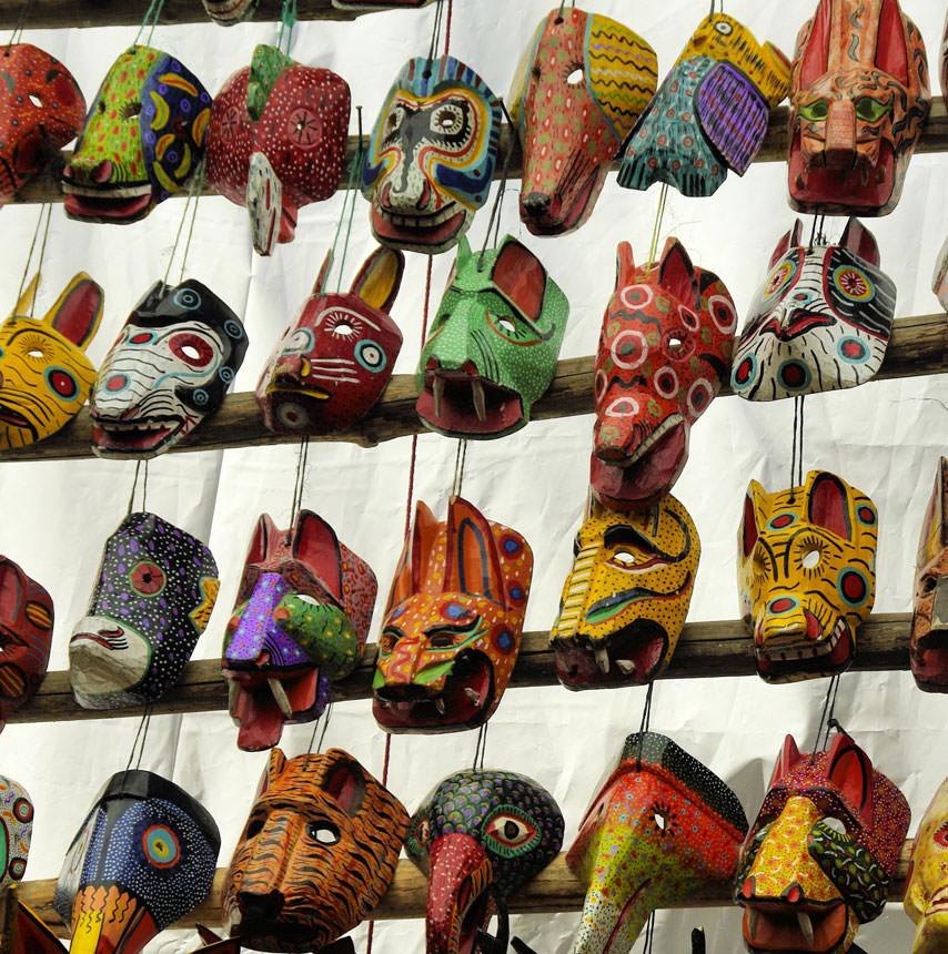 מקסיקו גואטמלה בפסחא