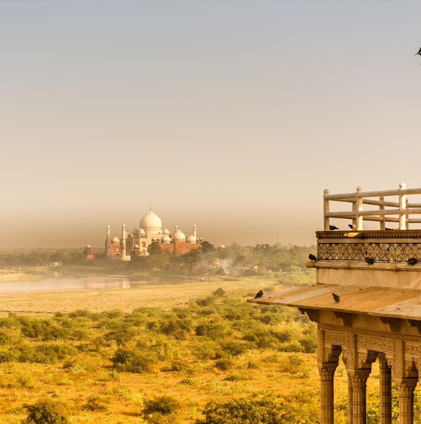 נשים לדרום הודו, הוד הטבע והדרו