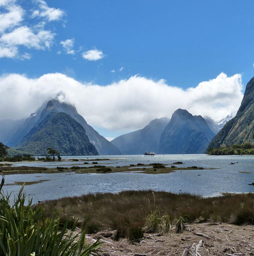 ניו זילנד - עומק