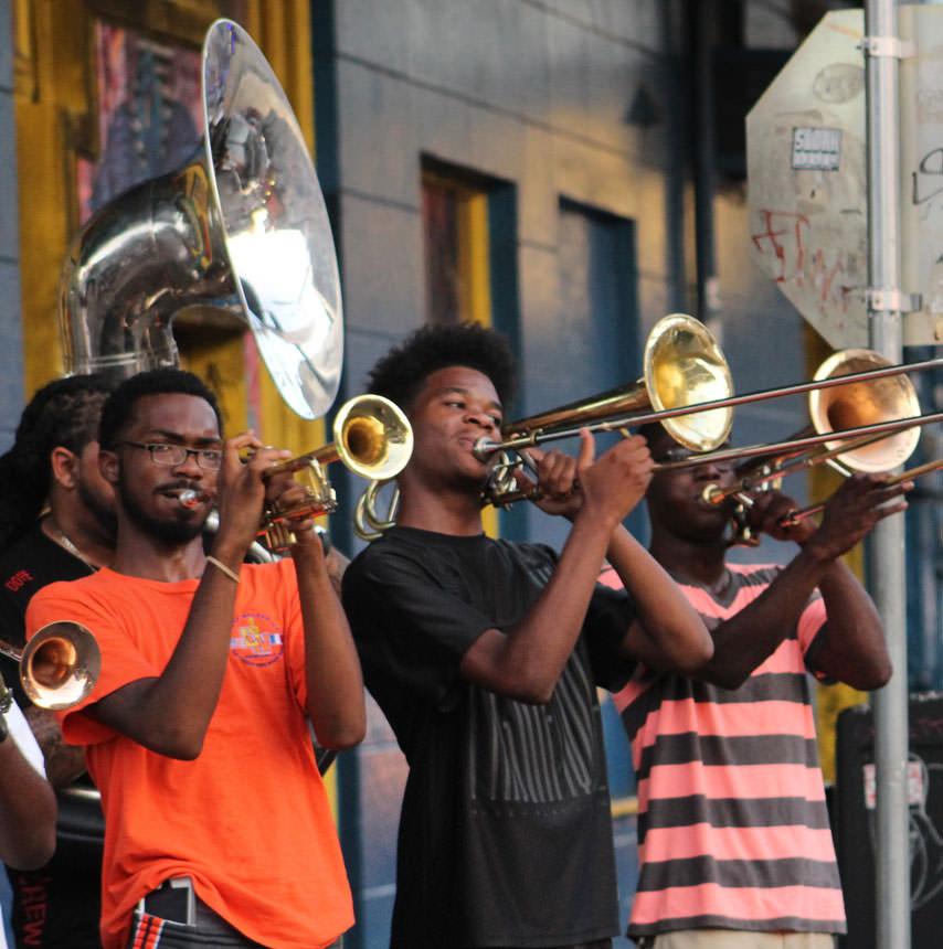 ארה''ב מוסיקה ותרבות לאורך המיסיסיפי