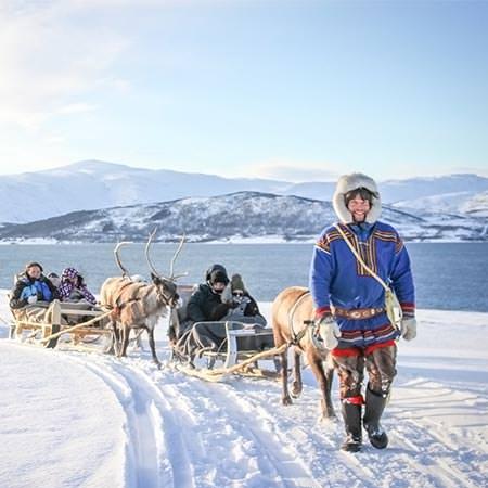 טיול לנורבגיה - 8 ימים - מסע חורף ייחודי מעבר לחוג הקוטב הצפוני