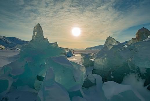 טיול שייט לשפיצברגן, הקוטב הצפוני