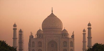 סיפורו של הטאג' מהאל - טיול מאורגן להודו