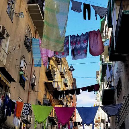 מסע ייחודי לנאפולי - 4 ימים - בעקבות 'החברה הגאונה'