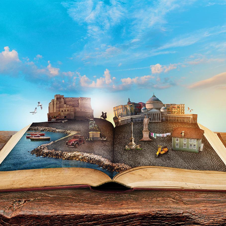 מסע ייחודי לנאפולי - 4 ימים - בעקבות הספר 'החברה הגאונה'