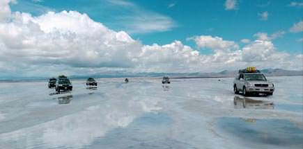 מדבר המלח בבוליביה - טיול מאורגן לדרום אמריקה