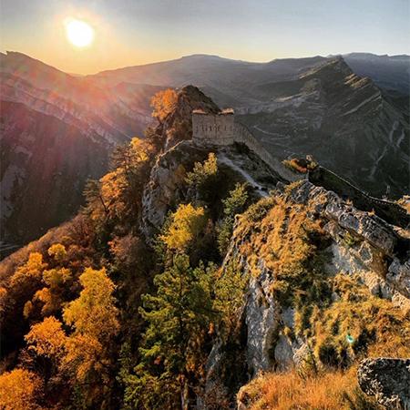 טיול לדאגסטן - 11 יום - מסע לארץ בראשית שהזמן בה עמד מלכת