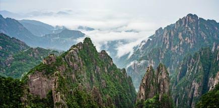 ההר הצהוב - תחנת חובה בכל טיול לסין