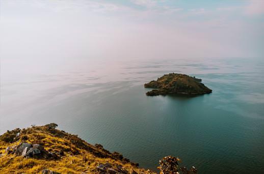 אגם קיבו, רואנדה